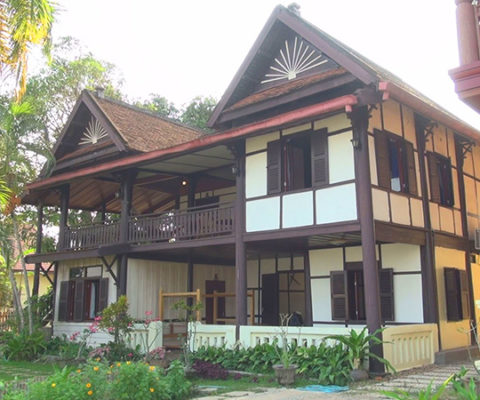 Hôtel Laos